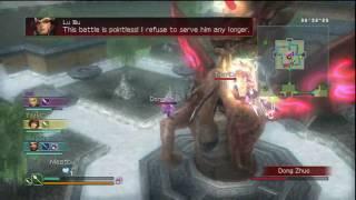 Dynasty Warriors: Strikeforce PS3 Online Gameplay Part 1
