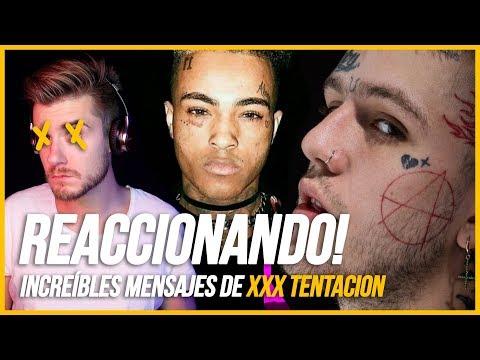REACCIONANDO A LIL PEEP ft. XXXTENTACION - FALLING DOWN!