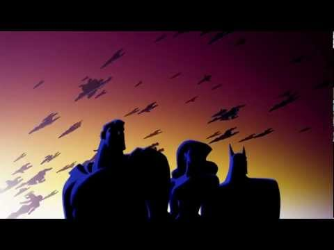Justice League Unlimited Intro (1080p HD)