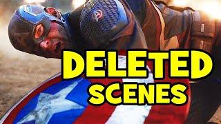 28 Avengers Endgame DELETED SCENES