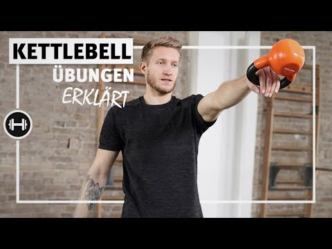 Video: Sport-Thieme® Kettlebell-set Vinyl