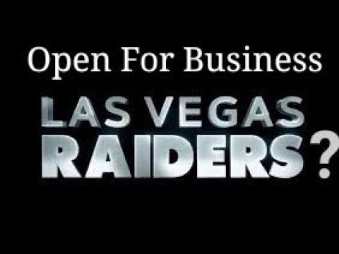 Las Vegas Raiders Get Occupancy Approval? By: Joseph Armendariz