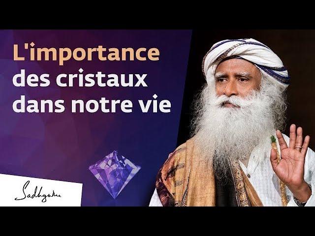 Porter des cristaux peut-il influencer notre destin ? | Sadhguru Français