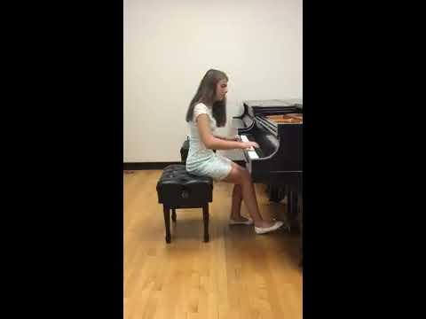 Beethoven - Sonata in E major, Op. 109 - Movement I