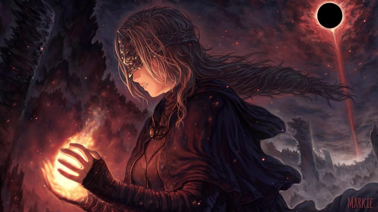 Dark Souls Fire Keeper Hd Live Video Wallpaper Youtube
