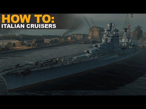 How To: Italian Cruisers