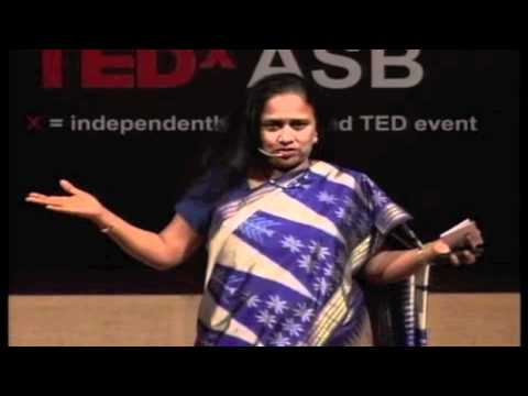 TEDxASB - Lakshmi Pratury - Moving into the Future while taking the Traditions along