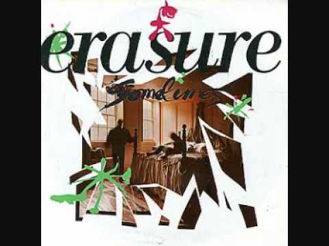 Erasure - Sometimes [LYRICS]