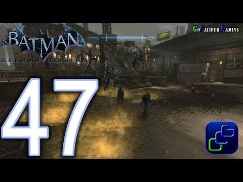 BATMAN: Arkham Origins Walkthrough - Part 47 - Enigma Datapacks