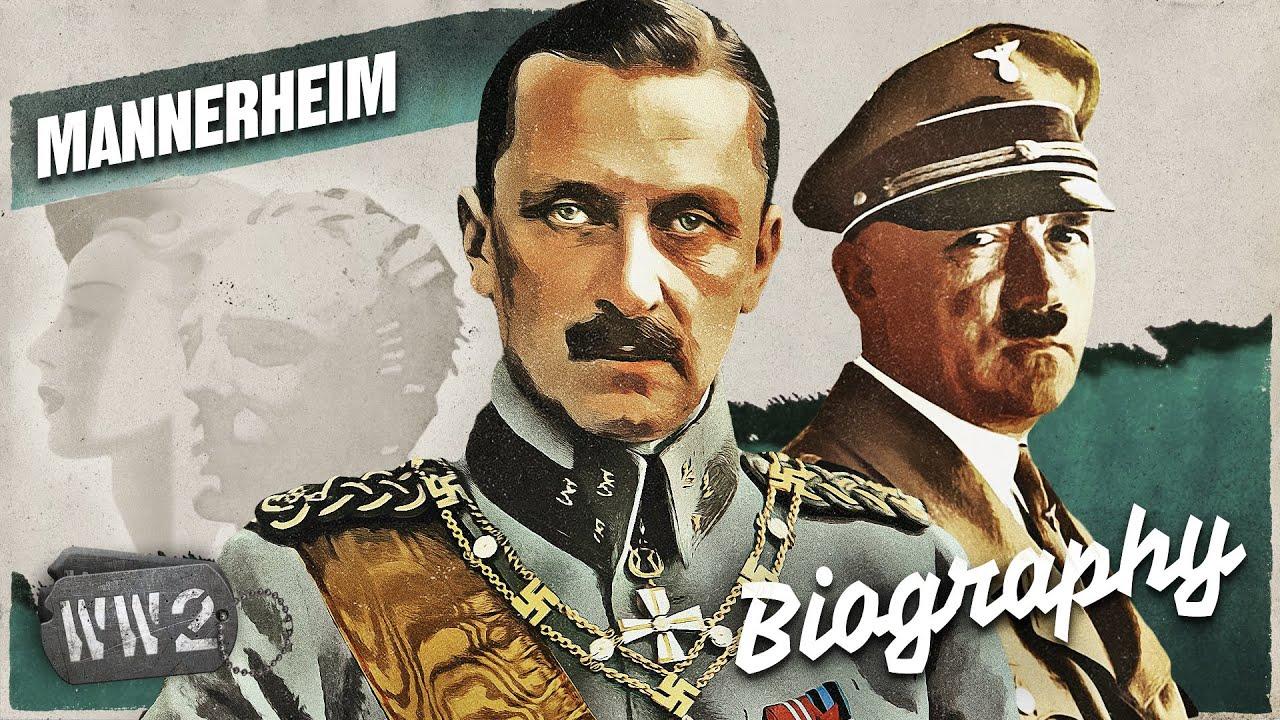 Is Finland an Ally of Nazi Germany? - Carl Gustaf Mannerheim - WW2 Biography Special