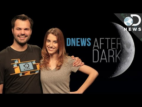 DNews Live: Exploring The Dark Side Of Science