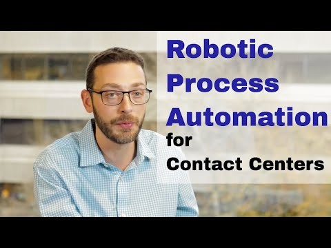 Robotic Process Automation explained