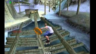 Tony Hawk's Pro Skater 3 [PS2, 2001]
