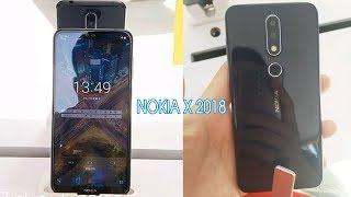 """""""iPhone X"""" của Nokia, RAM 6GB , chụp ảnh siêu đỉnh giá 5.7 triệu"""