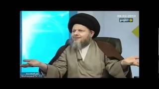 الشيخ محمد العريفي والسيد كمال الحيدري حرب صفين