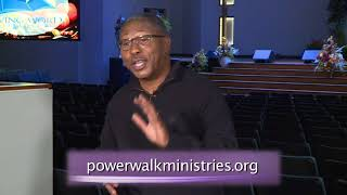 Dr. Paul Cannings - Power Walk Special Year end appeal # 1