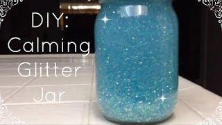 DIY Calming Glitter Jar ♡ | MsXialin