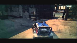 DiRT3-JOYRIDE-DC COMPOUND-149-GYMKHANA HUGE DRIFT