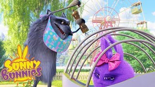 Cartoons for Children   SUNNY BUNNIES - WOLF'S DINNER   Funny Cartoons For Children