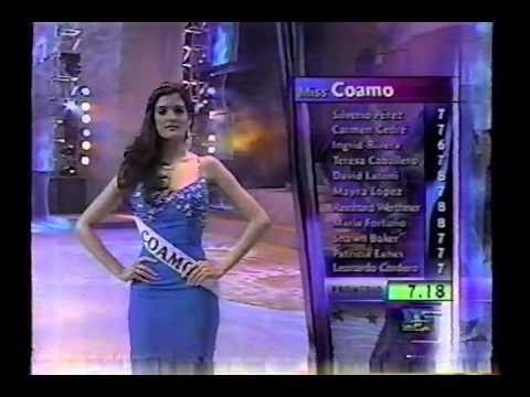 Miss Puerto Rico 2001