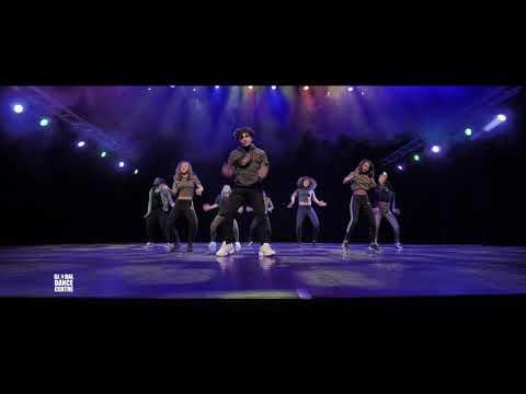 Richella Uhlenkamp 12 -18 (dancehall) - GDC Amsterdam - Nieuwjaarsshow