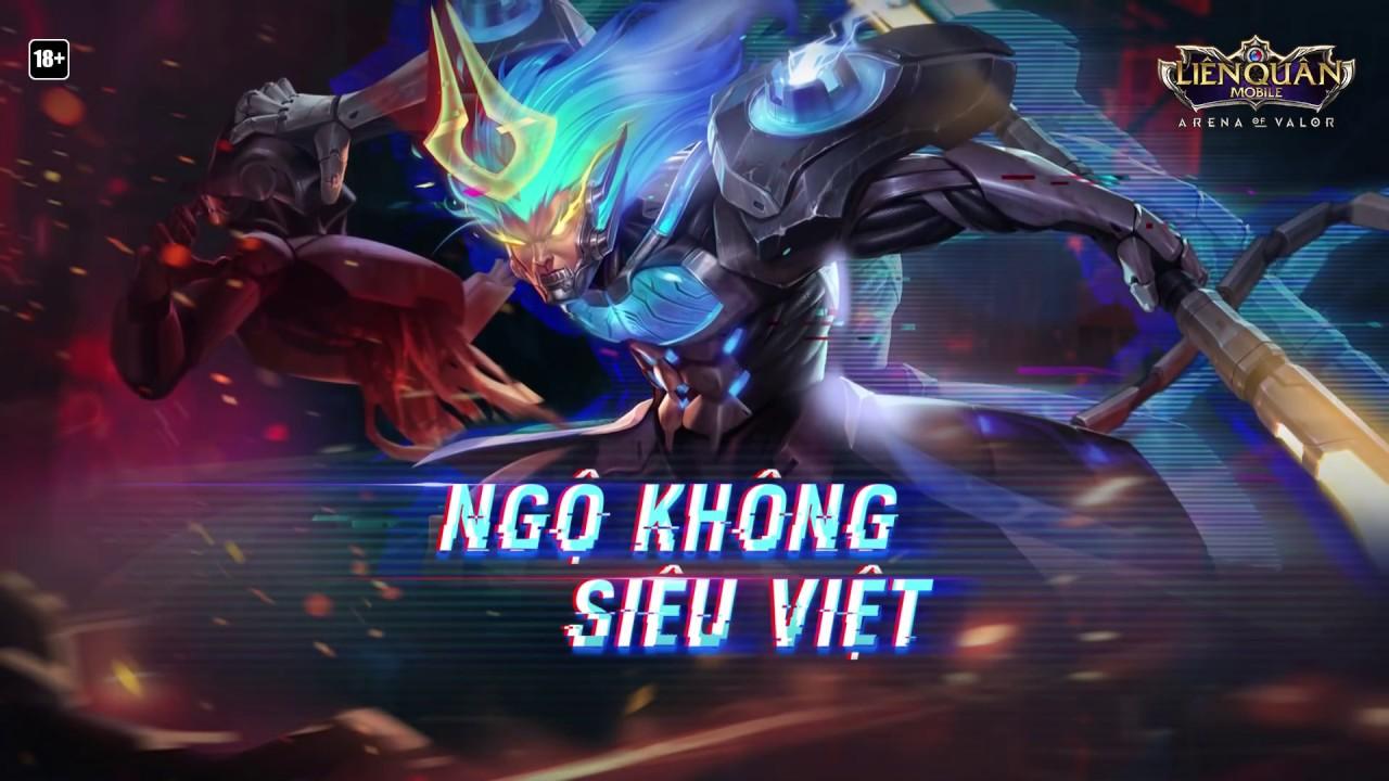 [Trailer] Ngộ Không Siêu Việt – Hủy diệt tất cả!! – Garena Liên Quân Mobile