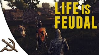 Life is Feudal Gameplay Part 1 - AMAZING OPEN WORLD GAME! +GIVEAWAY! (Basic Tutorial)