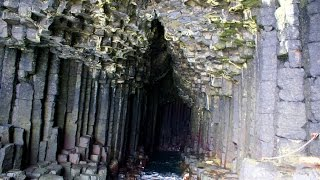 The incredible geology of Staffa, Scotland - Stafaband