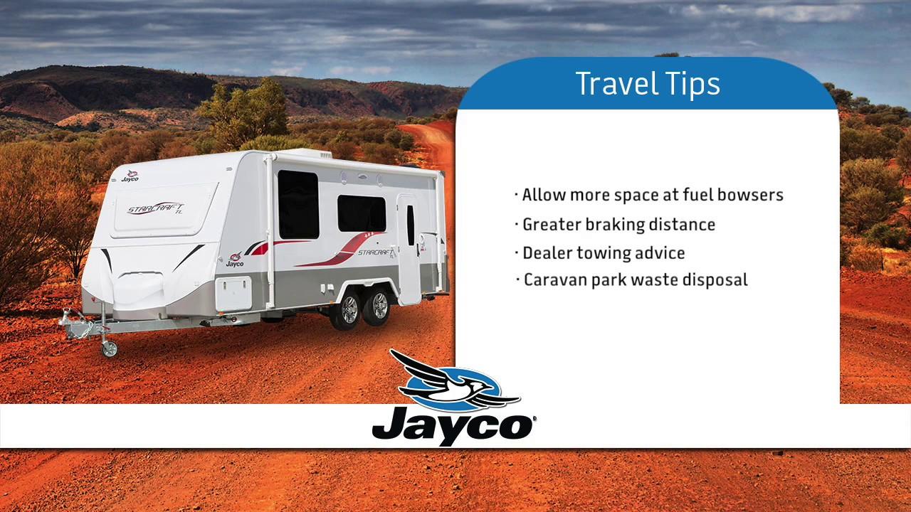 2016 jayco starcraft caravan instructional video [ 1280 x 720 Pixel ]
