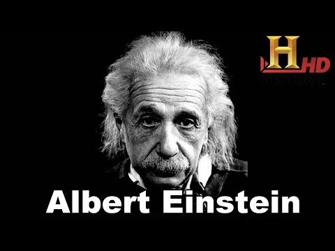 A história de Albert Einstein