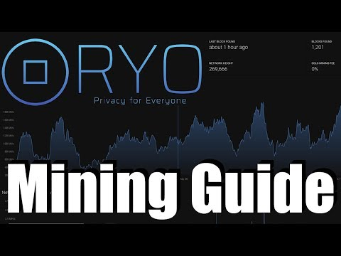 RYO Mining Guide - Solo/Pool GPU Mining With Atom Wallet