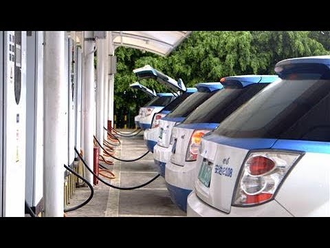 Electric Cars Are a Hit With Chinese Consumers