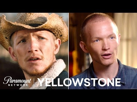 Jimmy's Long Road to Becoming a Cowboy   In Depth Look   Yellowstone