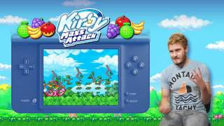 Kirby Mass Attack (NDS) Basic Overview / Review (TheBitBlock.com) (Video Game Video Review)