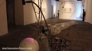 Baixar Mariana Manhães | 2013 exhibition at Paço Imperial, Rio de Janeiro | Walkthrough