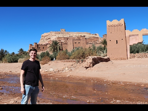 MOROCCO ROAD TRIP to the SAHARA DESERT