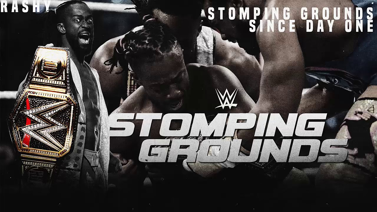 WWE: Stomping Grounds (2019) - ''What It Takes'' | Custom Theme Song