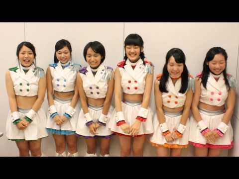 JAM EXPO 2014 choco☆milQ コメ...