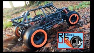 2WD + 8S + No grip =