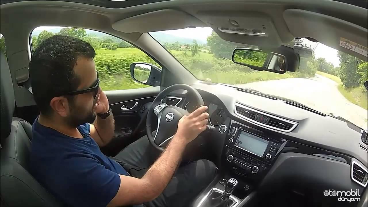 test - nissan qashqai 1.6 dci - youtube