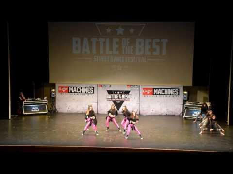 Overthose Veroia - Street Dance Theater Awards 2016