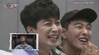 [ENGSUB] iKON TV' EP.6 - REACTION