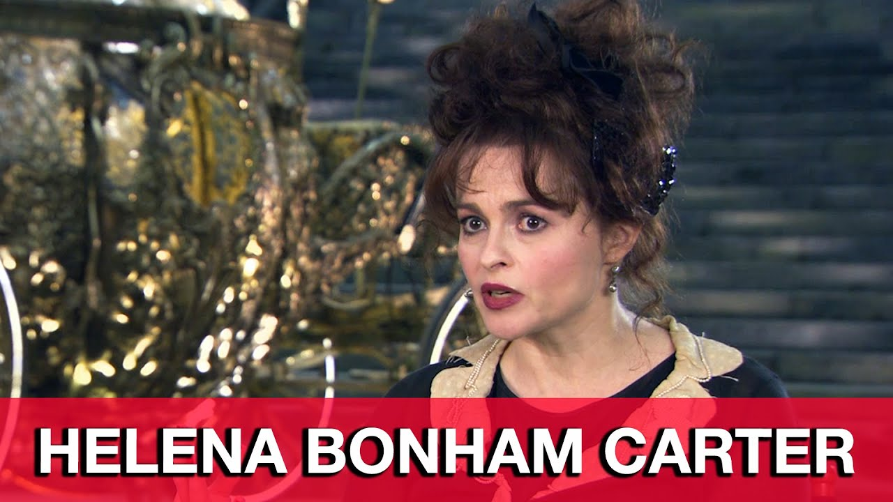 Helena Bonham Carter C... Helena Bonham Carter Interview