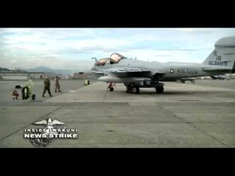 News Strike - Marines Operate and Maintain EA-6B Prowlers