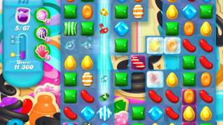 Candy Crush Soda Saga Level 948 (4th version, 3 Stars)