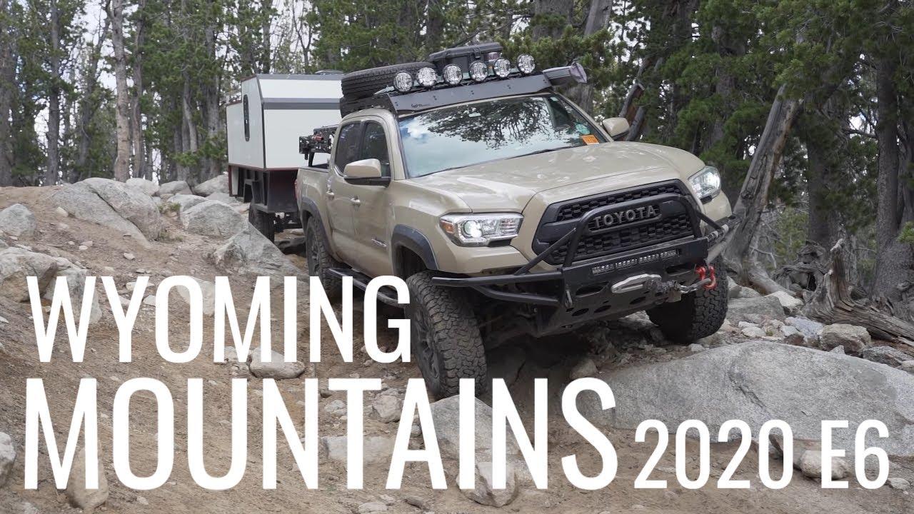 Wyoming Mountains - 2020 E6