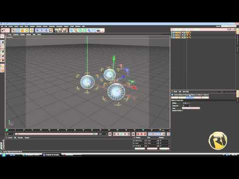 Motion Blur Tutorial – CINEMA 4D – R13
