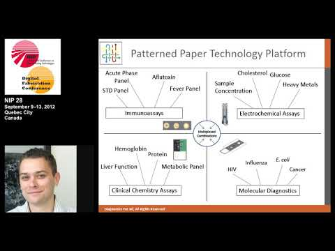 Paper Microfluidics as an Enabling Platform for Low-cost Diagnostics,4