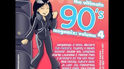 Samus Jay Presents - The Ultimate 90s Megamix Volume 4 - Over 200 Songs!
