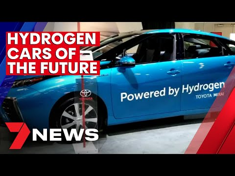 Cars powered by hydrogen to be made in Melbourne | 7NEWS